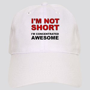 Not Short Concentrated Awesome Hat