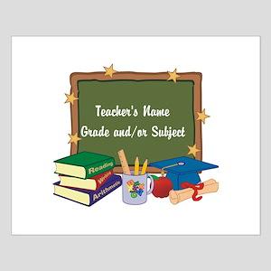 Custom Teacher Posters