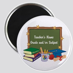 Custom Teacher Magnets