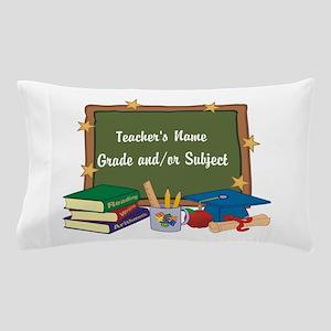 Custom Teacher Pillow Case