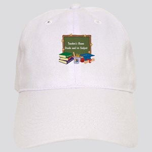 Custom Teacher Baseball Cap