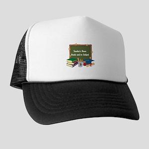 Custom Teacher Trucker Hat