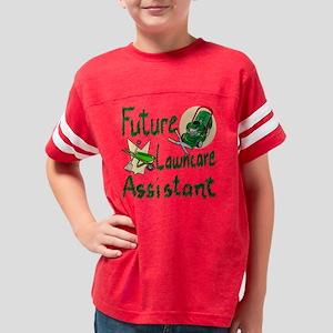 kidsfunnyt-shirt Youth Football Shirt