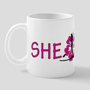 SHE SUPS1 Mug