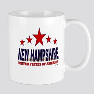 New Hampshire U.S.A. Mug