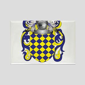 Villanova Family Crest (Coat of Arms) Magnets