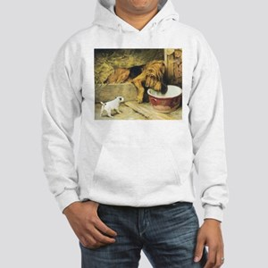 Bloodhound Hooded Sweatshirt