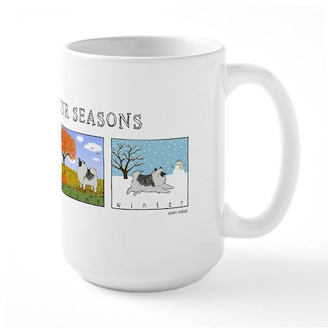 """The Four Seasons"" Mugs"