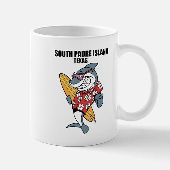 South Padre Island, Texas Mugs