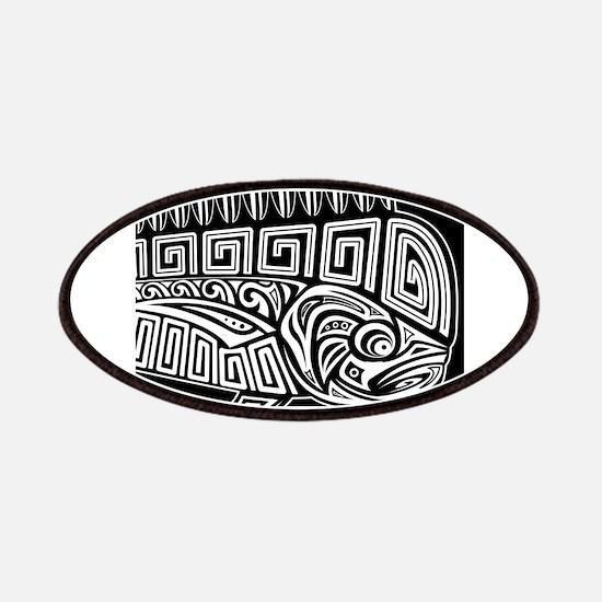 Polynesian Mahi Patches