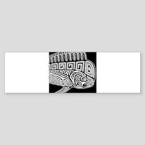 Polynesian Mahi Bumper Sticker