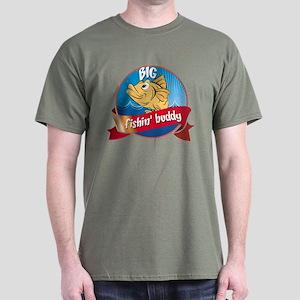 Big Fishin Buddy Dark T-Shirt