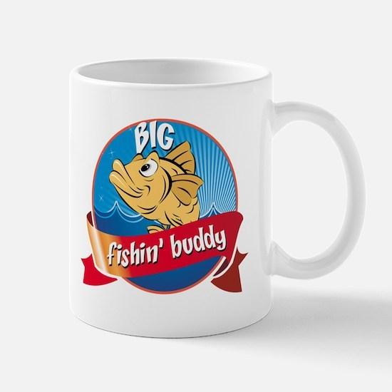 Big Fishin Buddy Mug