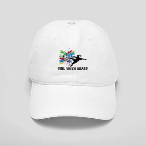 Girl with Goals Cap
