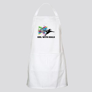 Girl with Goals Apron