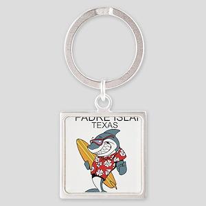 Padre Island, Texas Keychains