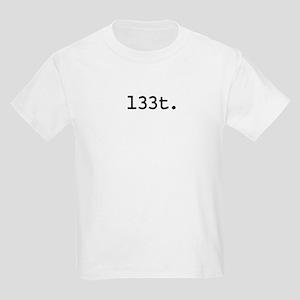 l33t Kids Light T-Shirt
