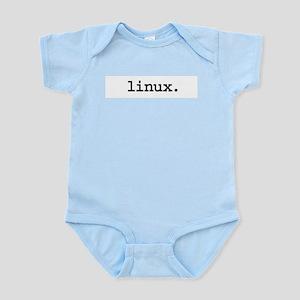 linux Infant Bodysuit