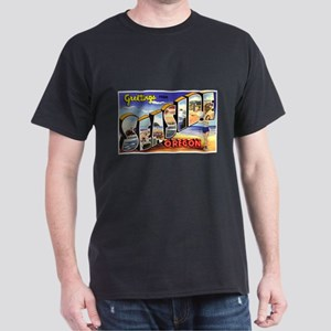 Seaside Oregon (Front) Dark T-Shirt
