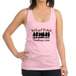 Wild and Wicked Racerback Tank Top