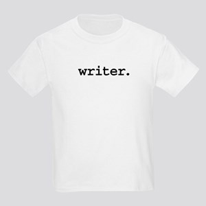 writer Kids Light T-Shirt