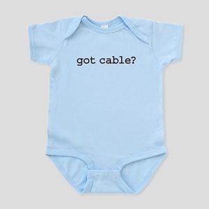 gotcable Infant Bodysuit
