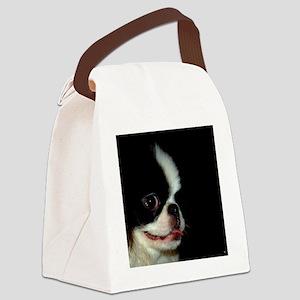 YIN YANG CHIN Canvas Lunch Bag