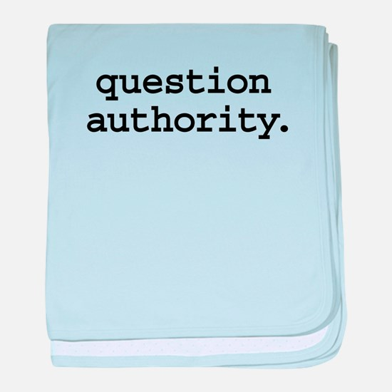 questionauthorityblk.png baby blanket