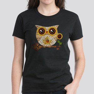 Owls Autumn Song T-Shirt