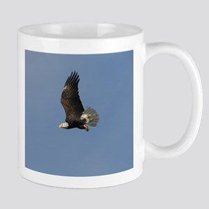 Bald Eagle on the wing, Mug