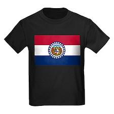 Missouri Kids Dark T-Shirt