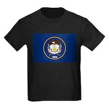 Utah Kids Dark T-Shirt