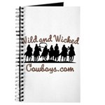 Wild and Wicked Journal