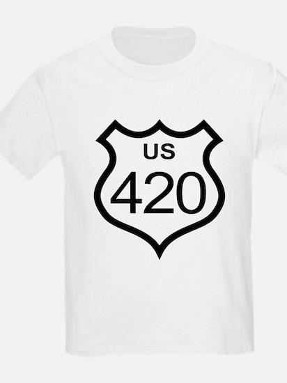 highway420.jpg T-Shirt