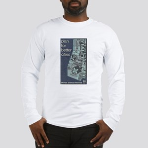 City Stamp Long Sleeve T-Shirt