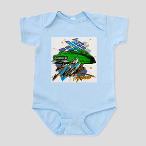 SLICK Performance Car Infant Bodysuit