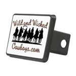 Wild and Wicked Hitch Cover