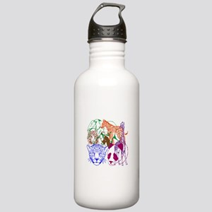 Jungle Beings Stainless Water Bottle 1.0L
