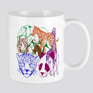 Jungle Beings Mug