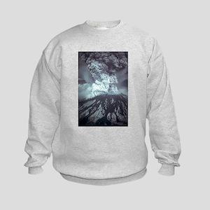 Mount St Helens Volcano Sweatshirt
