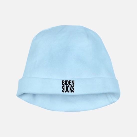 bidensucksblk.png baby hat