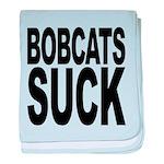 bobcatssuck.png baby blanket