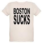 bostonsucksblk.png Organic Kids T-Shirt