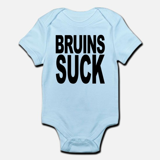 bruinssuck.png Infant Bodysuit