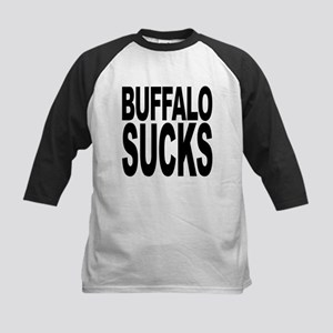 buffalosucks Kids Baseball Jersey