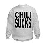 chilisucks Kids Sweatshirt