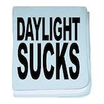 daylightsucks.png baby blanket
