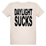 daylightsucks.png Organic Kids T-Shirt