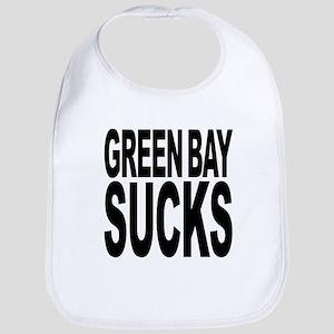 greenbaysucksblk Bib