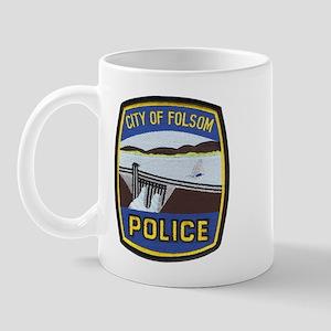 Folsom Police Mug